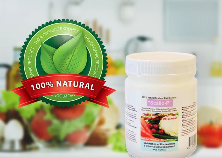 Lansarea unui produs nou pentru curățarea fructelor și a legumelor